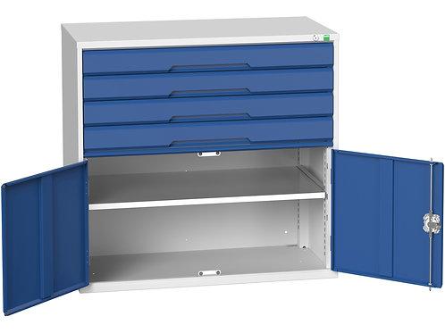Verso Drawer / Door Cabinet 1050 x 550 x 1000mm