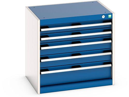 Cubio Drawer Cabinet 650 x 525 x 600mm