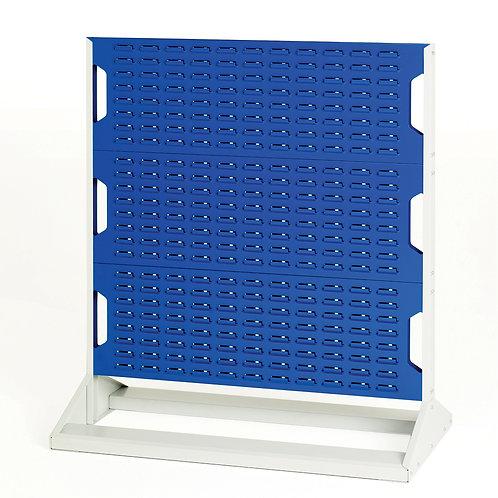 Louvre Panel Rack Single Sided 1000 x 550 x 1125mm