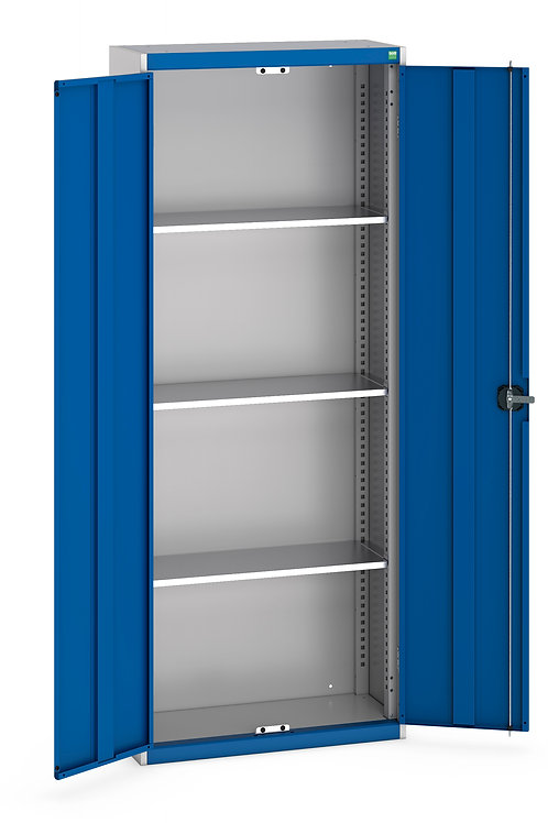 Cubio Cupboard 800 x 325 x 2000mm