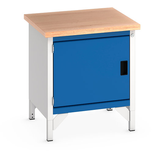 Cubio Storage Bench (Multiplex) 750 x 750 x 840mm