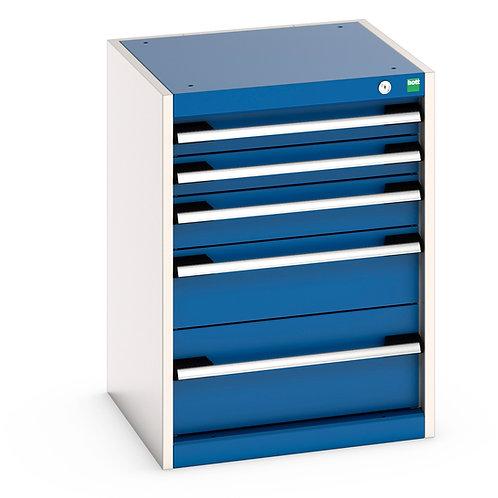 Cubio Drawer Cabinet 525 x 525 x 700mm