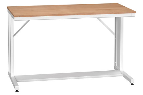 Verso Cantilever Bench Multiplex 1500 x 800 x 930mm