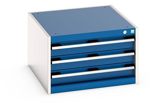 Cubio Drawer Cabinet 650 x 750 x 400mm