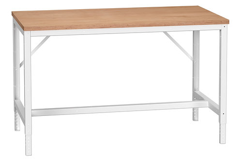 Verso Adj. Height Bench Multiplex 1500 x 800 x 930mm