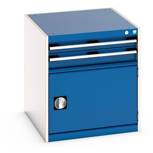 Cubio Drawer-Door Cabinet 650 x 750 x 700mm