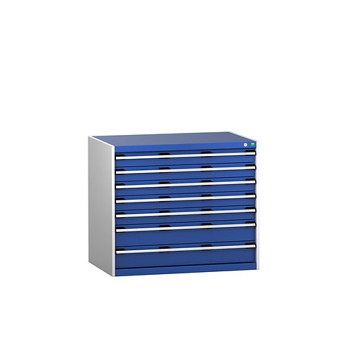 Cubio Drawer Cabinet 1050 x 750 x 900mm