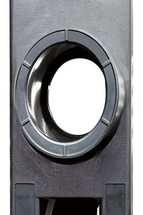 CNC Insert HSK A40 50 x 115 x 55mm