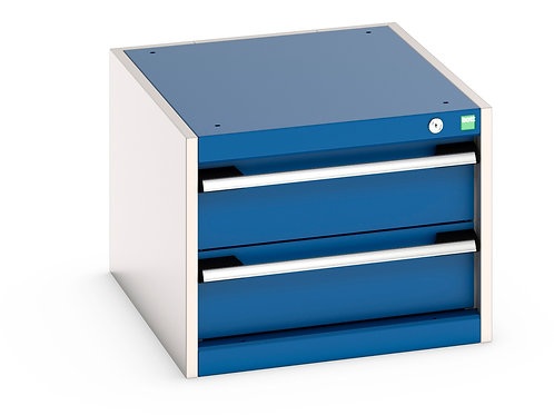 Cubio Drawer Cabinet 525 x 650 x 400mm