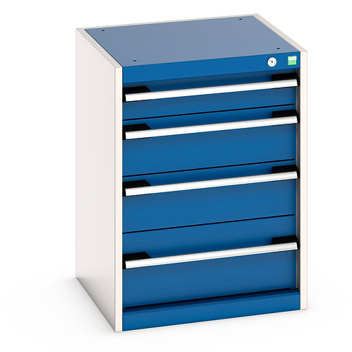 Cubio Drawer Cabinet 525 x 525 x 700mm