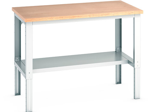 Cubio Framework Bench Adj Height (Multiplex) 1500 x 900 x 1140mm