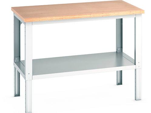 Cubio Framework Bench Adj Height (Multiplex) 1500 x 900 x 1140mm