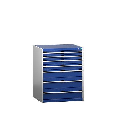 Cubio Drawer Cabinet 800 x 750 x 1000mm