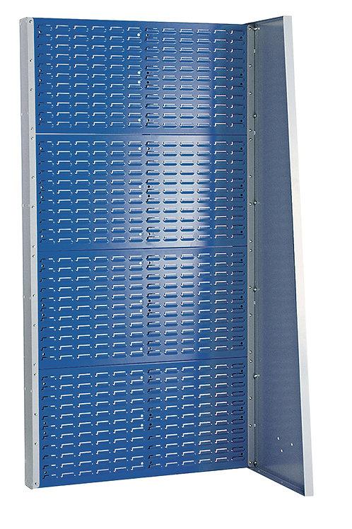 CNC Frestanding Louvre Panel Rack 1015 X 452 X 1835mm