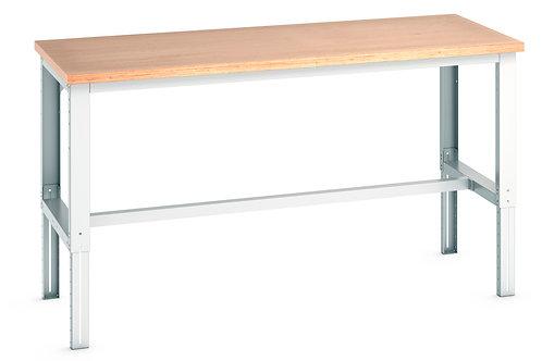 Cubio Framework Bench Adj Height (Multiplex) 2000 x 900 x 1140mm