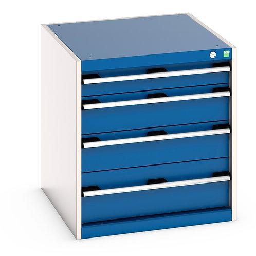 Cubio Drawer Cabinet 650 x 750 x 700mm