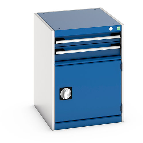 Cubio Drawer Cabinet 525 x 650 x 700mm