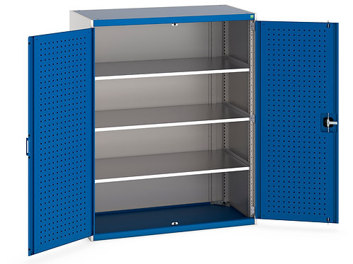 Cubio Cupboard 1300 x 650 x 1600mm