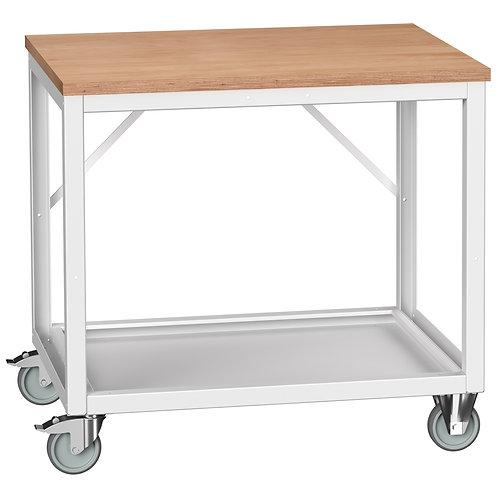 Verso Mobile Workstand Multiplex 1000 x 800 x 930mm