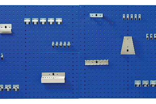 Perfo Panel And Hook Kit 4 x 1M - 40 Hook Kit
