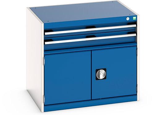 Cubio Drawer-Door Cabinet 800 x 650 x 700mm