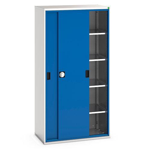 Verso Sliding Door Cupboard 1050 x 550 x 2000mm