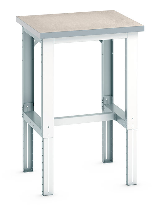 Cubio Framework Bench Adj Height (Lino) 750 x 750 x 1140mm