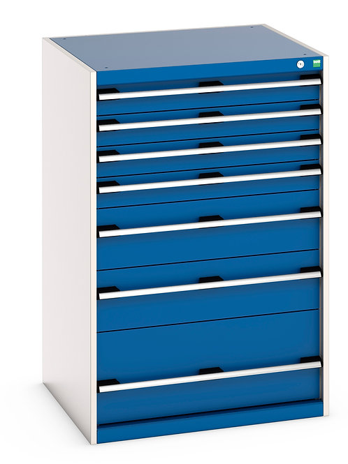 Cubio Drawer Cabinet 800 x 750 x 1200mm