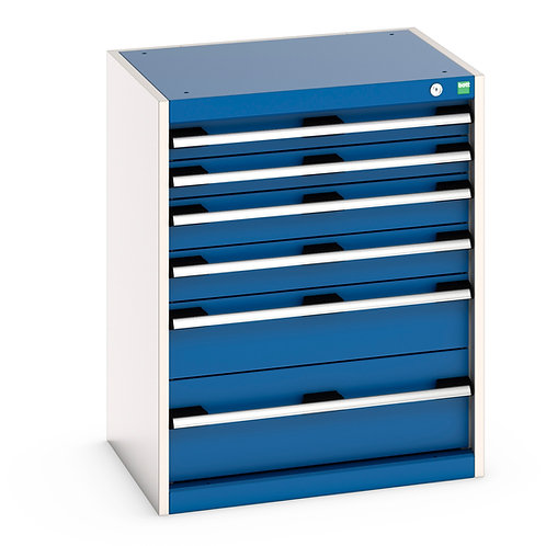Cubio Drawer Cabinet 650 x 525 x 800mm