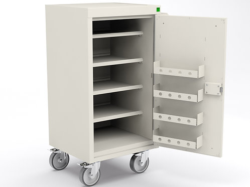 Bott Healthcare Mobile Drug Cabinet 500 x 450 x 1000mm