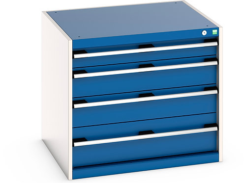 Cubio Drawer Cabinet 800 x 750 x 700mm