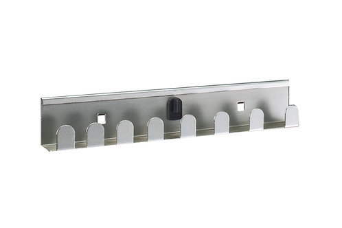 Socket Holder With 8 Locations 270 x 27 x 45mm
