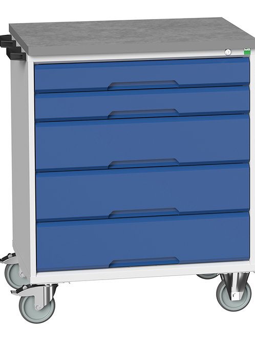 Verso Mobile Cabinet 800 x 600 x 980mm