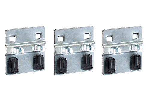 Perfo Double Spring Clip 6-9mm