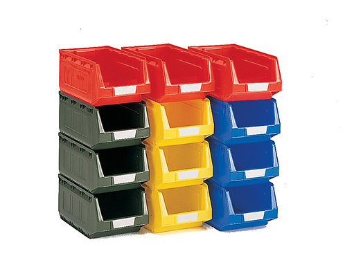 Plastic Bin Kit Type 2005 - Pack 12
