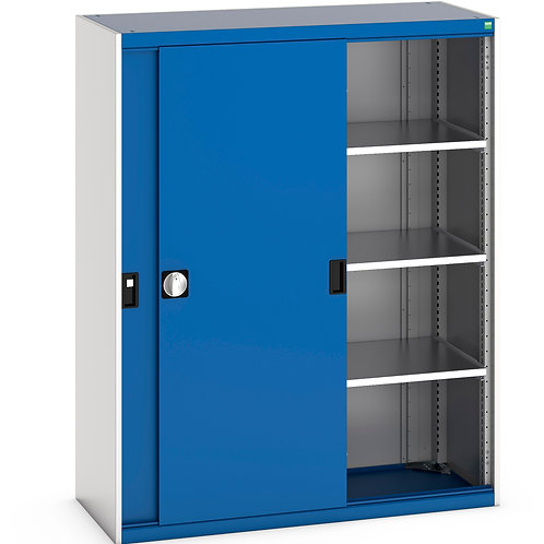 Cubio Cupboard 1300 x 525 x 1600mm