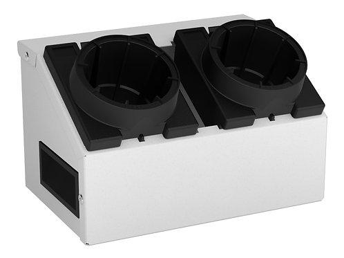 CNC Tool Block HSK A80 233 x 158 x 139mm