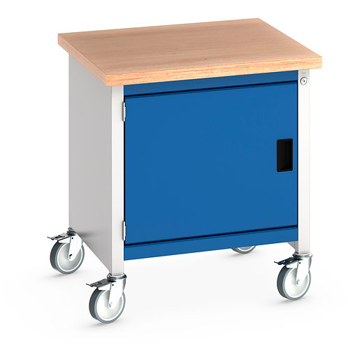 Cubio Mobile Storage Bench (Multiplex) 750 x 750 x 840mm