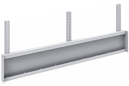 Avero Rear Frame Short Uprights 3 Pack 1400 x 111 x 1040mm