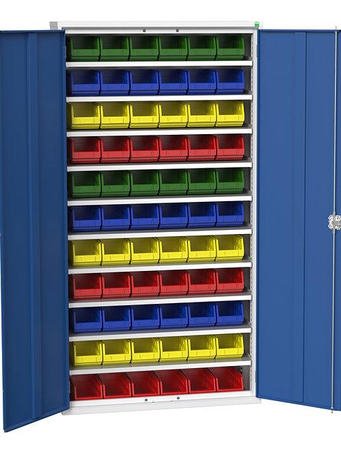 Verso Bin Cupboard 1050 x 350 x 2000mm