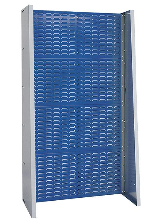 CNC Frestanding Louvre Panel Rack 1015 X 905 X 1835mm