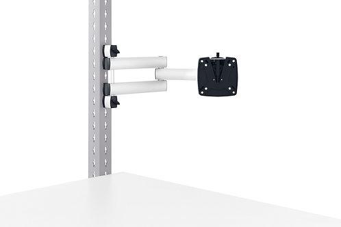 Avero Monitor Holder & Swivel Arm 130 x 130 x 500mm