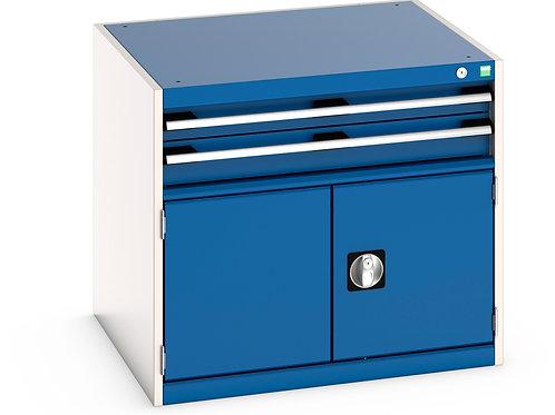 Cubio Drawer-Door Cabinet 800 x 750 x 700mm