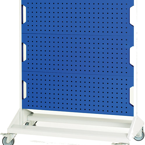 Perfo Panel Trolley Double Sided 1000 x 550 x 1250mm