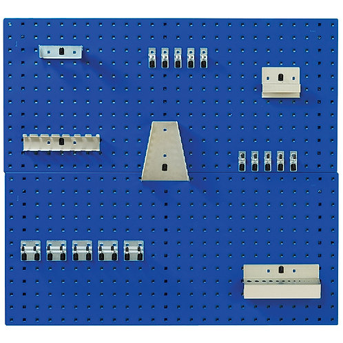 Perfo Panel And Hook Kit 2 x 1M - 20 Hook Kit