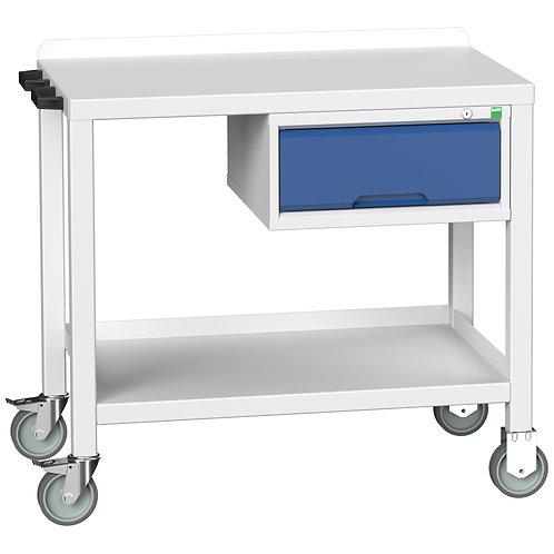 Verso Mobile Welded Bench 1000 x 600 x 910mm