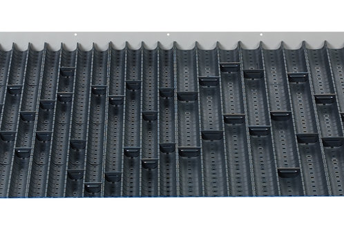 Cubio Trough Block Divider Kit 105 Compartment 925 x 625 x 28mm