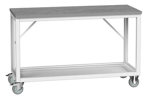 Verso Mobile Workstand Lino 1500 x 600 x 930mm