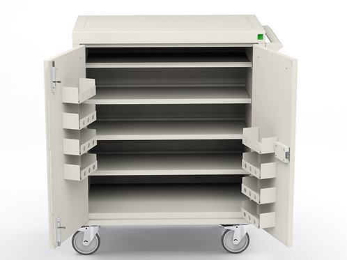 Bott Healthcare Mobile Drug Cabinet 800 x 450 x 1000mm