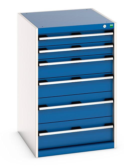 Cubio Drawer Cabinet 650 x 750 x 1000mm
